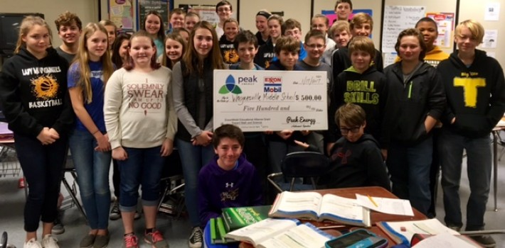 ExxonMobil Science and Math Grant